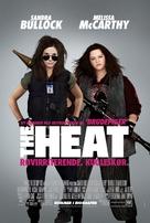The Heat - Danish Movie Poster (xs thumbnail)
