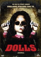 Dolls - Italian Movie Cover (xs thumbnail)