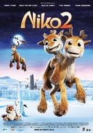 Niko 2: Lentäjäveljekset - Dutch Movie Poster (xs thumbnail)