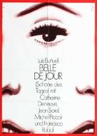 Belle de jour - German Movie Poster (xs thumbnail)