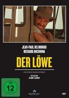 Itinéraire d'un enfant gâté - German DVD cover (xs thumbnail)