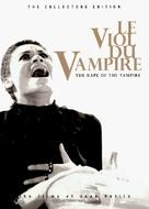 Le viol du vampire - Dutch DVD cover (xs thumbnail)
