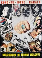 Quan ji - Italian Movie Poster (xs thumbnail)