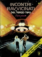 Close Encounters of the Third Kind - Italian DVD movie cover (xs thumbnail)