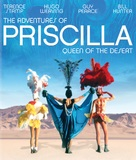 The Adventures of Priscilla, Queen of the Desert - Blu-Ray movie cover (xs thumbnail)