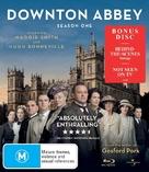 """Downton Abbey"" - Australian Blu-Ray movie cover (xs thumbnail)"