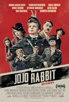 Jojo Rabbit - Portuguese Movie Poster (xs thumbnail)
