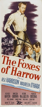 The Foxes of Harrow - Movie Poster (xs thumbnail)