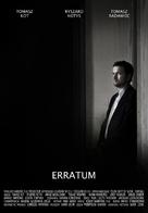 Erratum - Polish Movie Poster (xs thumbnail)