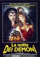 Night of the Demons - Italian Movie Poster (xs thumbnail)