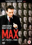 Max - British DVD movie cover (xs thumbnail)