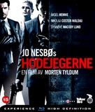 Hodejegerne - Norwegian Blu-Ray cover (xs thumbnail)