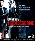 Hodejegerne - Norwegian Blu-Ray movie cover (xs thumbnail)