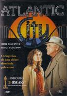 Atlantic City - Brazilian DVD cover (xs thumbnail)