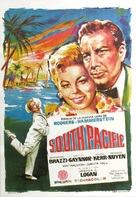 South Pacific - Spanish Movie Poster (xs thumbnail)