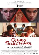 Quand on a 17 ans - Spanish Movie Poster (xs thumbnail)