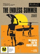 The Endless Summer - New Zealand DVD cover (xs thumbnail)