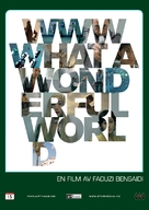 WWW: What a Wonderful World - Norwegian DVD cover (xs thumbnail)