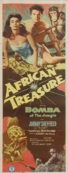 African Treasure - Movie Poster (xs thumbnail)