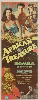 African Treasure - Movie Poster (xs thumbnail)