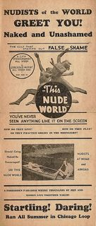 This Nude World - Movie Poster (xs thumbnail)
