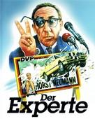 Der Experte - German Movie Poster (xs thumbnail)
