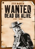 """""""Wanted: Dead or Alive"""" - DVD movie cover (xs thumbnail)"""