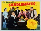 Saddlemates - Movie Poster (xs thumbnail)