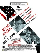 Good Night, and Good Luck. - Hungarian Movie Poster (xs thumbnail)