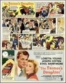 The Farmer's Daughter - poster (xs thumbnail)