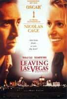 Leaving Las Vegas - German Movie Poster (xs thumbnail)