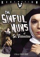 Le scomunicate di San Valentino - DVD cover (xs thumbnail)