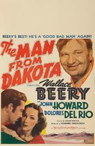 The Man from Dakota - Movie Poster (xs thumbnail)