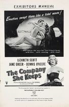 The Company She Keeps - poster (xs thumbnail)