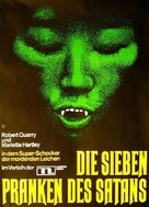 The Return of Count Yorga - German Movie Poster (xs thumbnail)