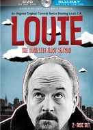 """Louie"" - Blu-Ray movie cover (xs thumbnail)"