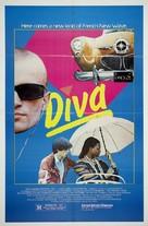 Diva - Movie Poster (xs thumbnail)