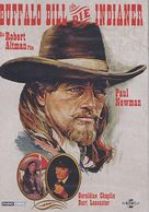 Buffalo Bill and the Indians, or Sitting Bull's History Lesson - German Movie Cover (xs thumbnail)