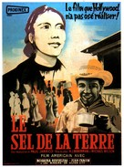Salt of the Earth - French Movie Poster (xs thumbnail)