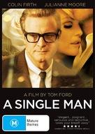 A Single Man - Australian DVD movie cover (xs thumbnail)