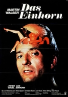 Das Einhorn - German Movie Poster (xs thumbnail)
