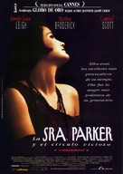 Mrs. Parker and the Vicious Circle - Spanish Movie Poster (xs thumbnail)