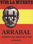 Viva la muerte - French Movie Poster (xs thumbnail)