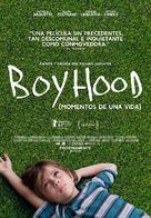 Boyhood - Spanish Movie Poster (xs thumbnail)