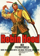A Challenge for Robin Hood - German Movie Poster (xs thumbnail)