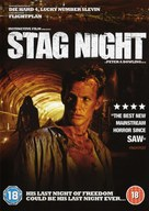 Stag Night - British Movie Cover (xs thumbnail)