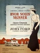 The Sun Shines Bright - Danish Movie Poster (xs thumbnail)