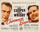 Casanova Brown - Movie Poster (xs thumbnail)