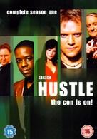 """""""Hustle"""" - British DVD cover (xs thumbnail)"""