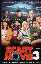 Scary Movie 3 - Czech DVD movie cover (xs thumbnail)